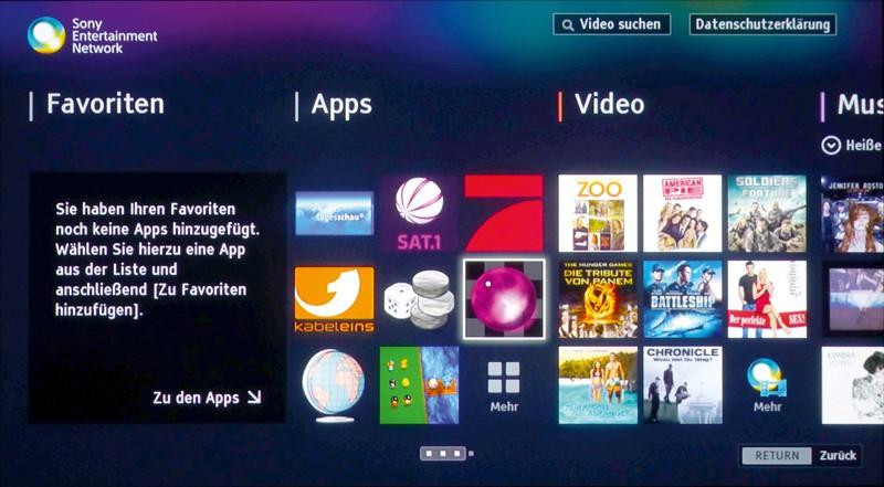 Blu-ray-Player Sony BDP-S790 im Test, Bild 4