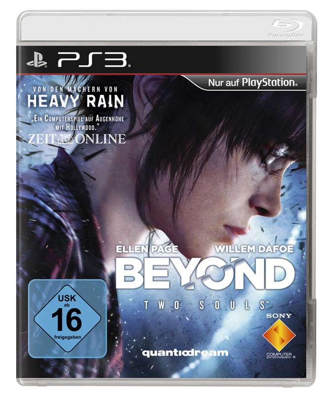 Games Playstation 3 Sony Beyond: Two Souls im Test, Bild 1