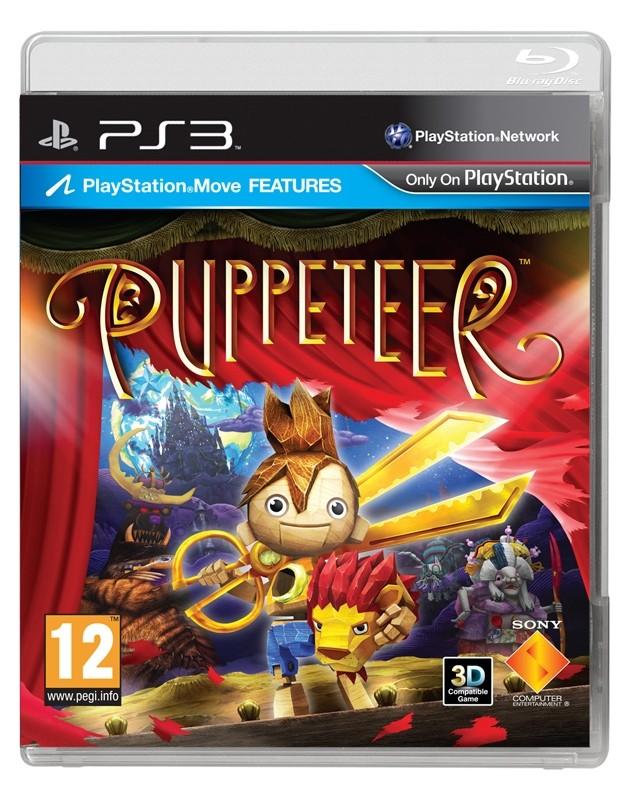 Games Playstation 3 Sony Computer Entertainment Der Puppenspieler im Test, Bild 1