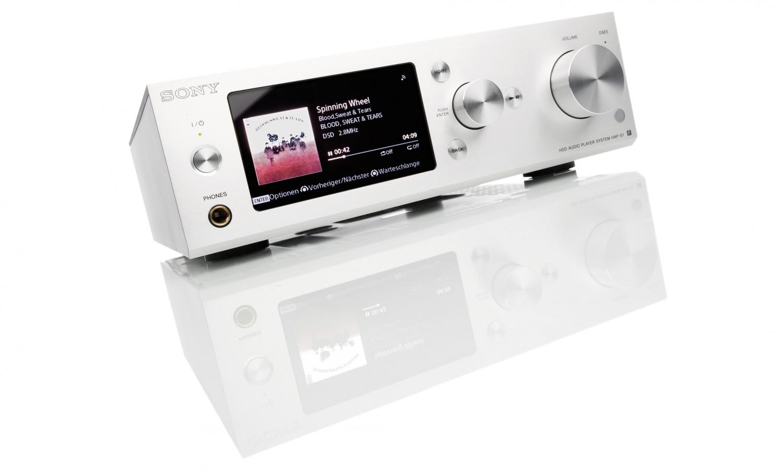 Musikserver Sony HAP-S1 im Test, Bild 1