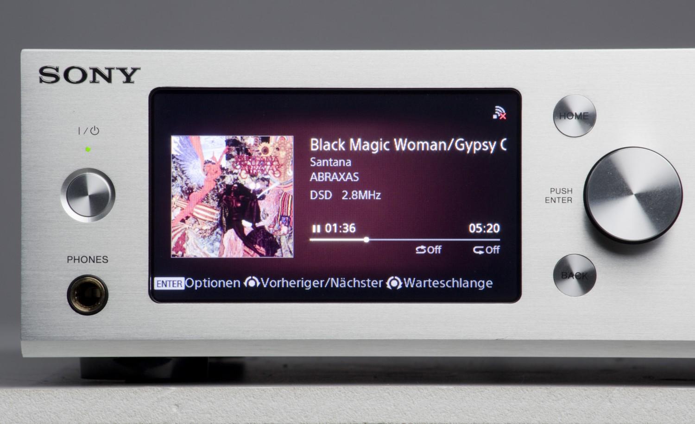 Musikserver Sony HAP-S1 im Test, Bild 4