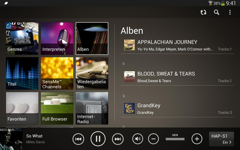 Musikserver Sony HAP-S1 im Test, Bild 7