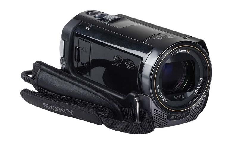 Camcorder Sony HDR-CX130 im Test, Bild 1
