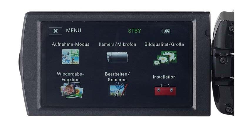 Camcorder Sony HDR-CX130 im Test, Bild 26