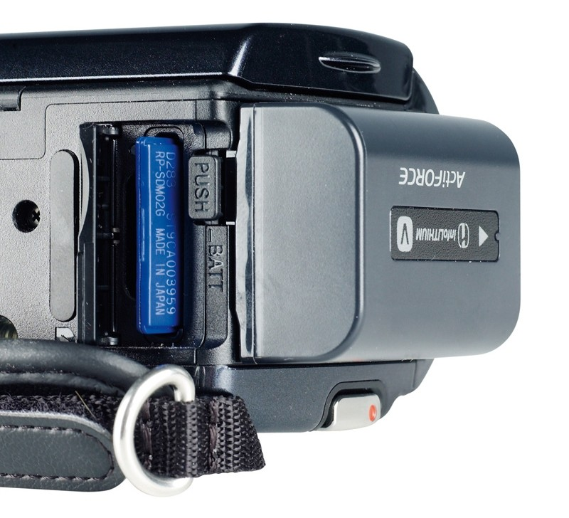 Camcorder Sony HDR-CX305 im Test, Bild 34