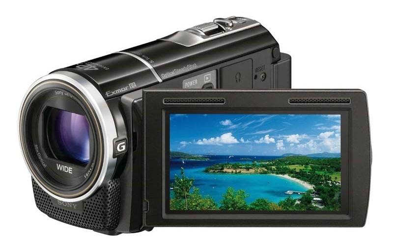 Camcorder Sony HDR-PJ10 im Test, Bild 4