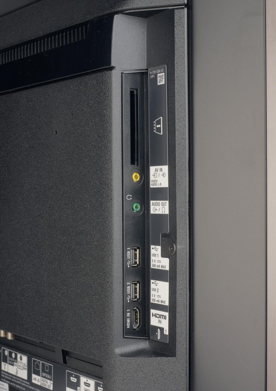 Fernseher Sony KD-49XF9005 im Test, Bild 2