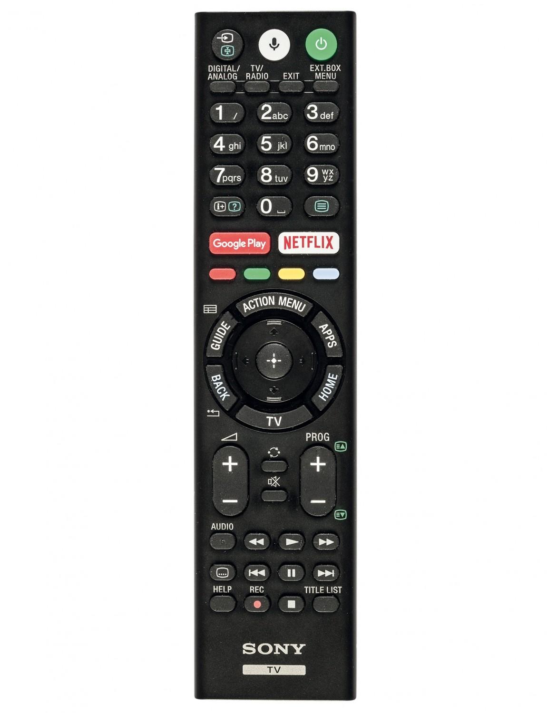 Fernseher Sony KD-49XF9005 im Test, Bild 3
