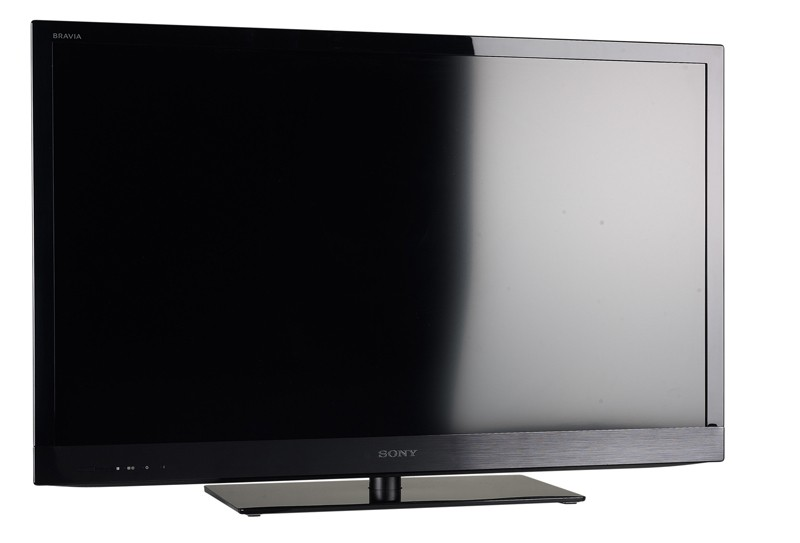 sony bravia fernseher sony bravia kdl 55w805b im test 55. Black Bedroom Furniture Sets. Home Design Ideas