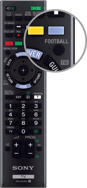 Fernseher Sony KDL-42W705B im Test, Bild 2