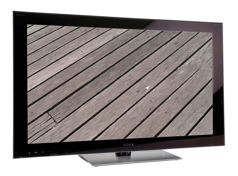 test fernseher sony kdl 46hx705 sehr gut. Black Bedroom Furniture Sets. Home Design Ideas