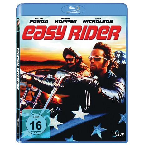 Blu-ray Film Sony Pictures Easy Rider im Test, Bild 1