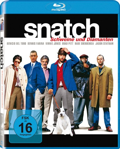 Blu-ray Film Sony Pictures Snatch im Test, Bild 1