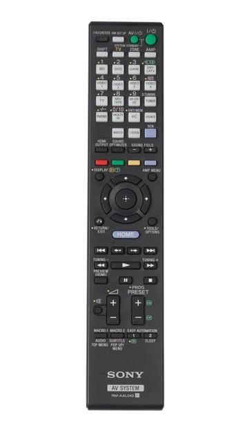 AV-Receiver Sony STR-DA5800ES im Test, Bild 2