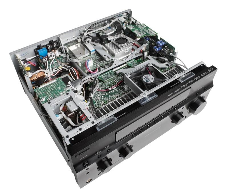 AV-Receiver Sony STR-DA5800ES im Test, Bild 4