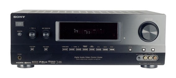 test av receiver sony str dh800 sehr gut. Black Bedroom Furniture Sets. Home Design Ideas