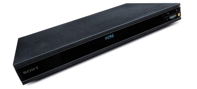 Blu-ray-Player Sony UBP-X1000ES im Test, Bild 1