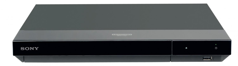 Blu-ray-Player Sony UBP-X700 im Test, Bild 1