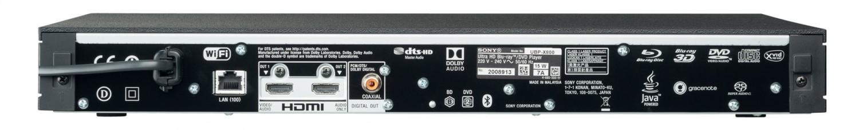 Blu-ray-Player Sony UBP-X800 im Test, Bild 3