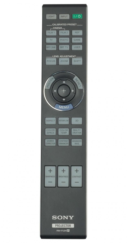 Beamer Sony VP-VW550ES im Test, Bild 2