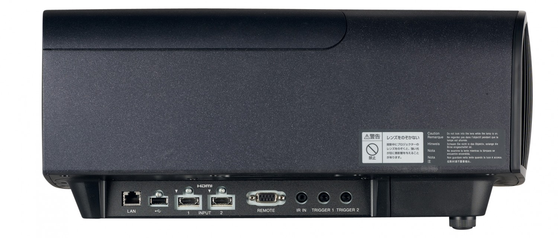Beamer Sony VPL-VW300ES im Test, Bild 2
