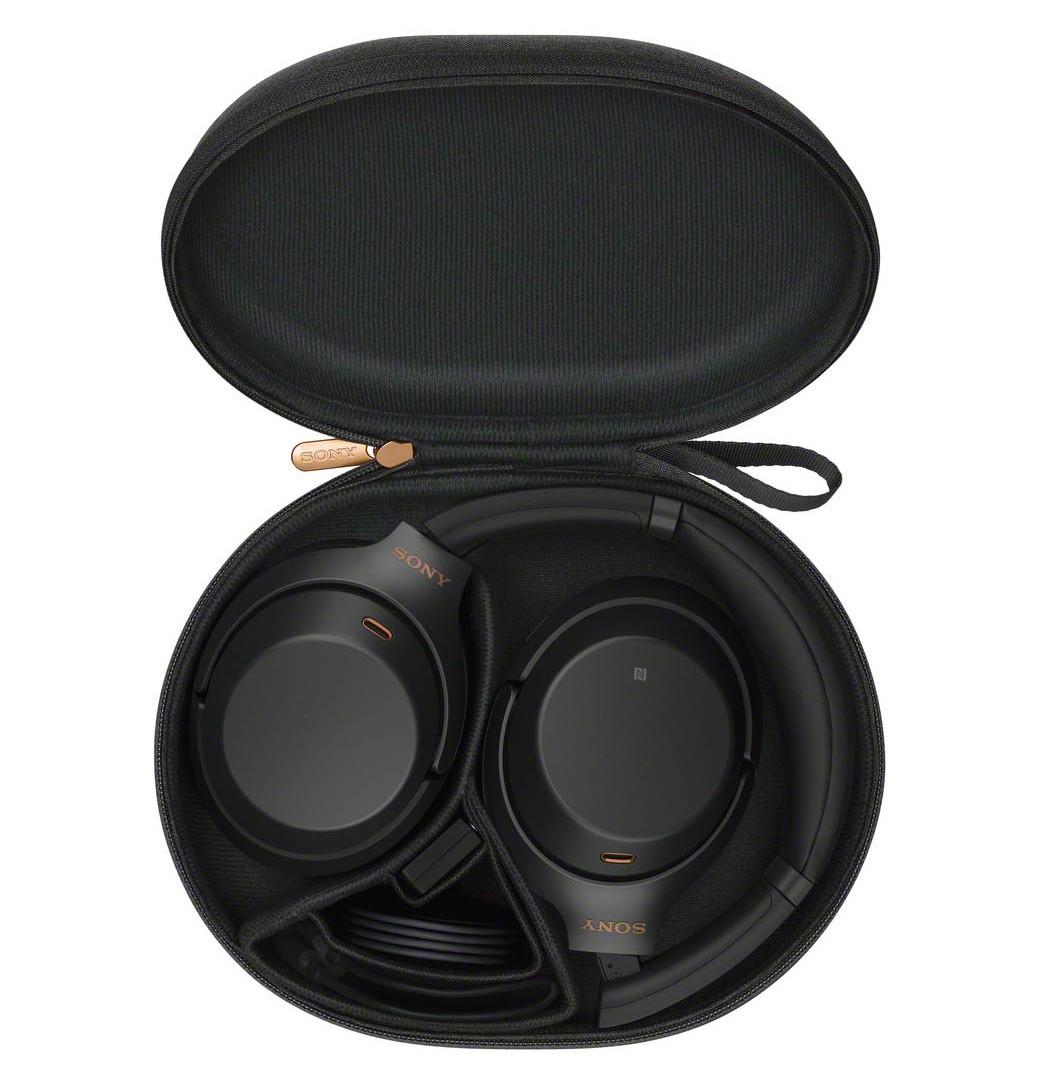 Kopfhörer Noise Cancelling Sony WH-1000XM3 im Test, Bild 4
