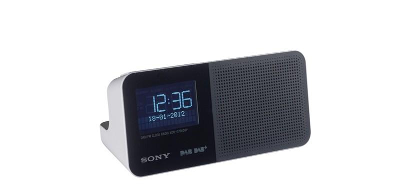 test dab radio sony xdr c706db sehr gut. Black Bedroom Furniture Sets. Home Design Ideas