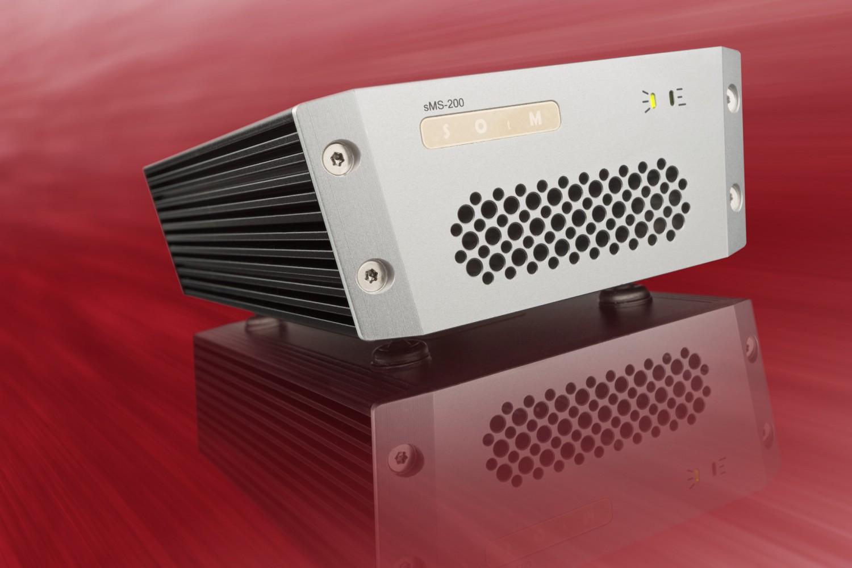 DLNA- / Netzwerk- Clients / Server / Player SOtM sMS-200 im Test, Bild 1