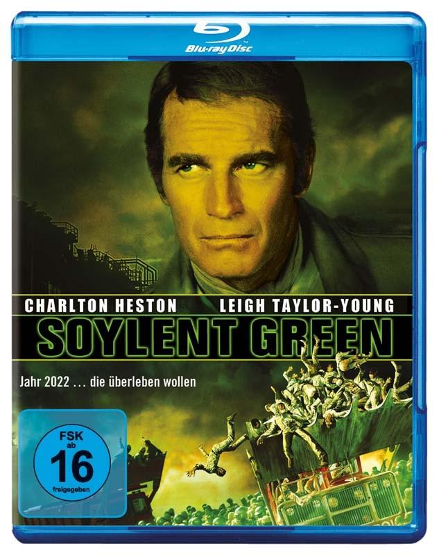 Blu-ray Film Soylent Green (Warner) im Test, Bild 1