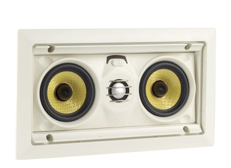 Lautsprecher Inwall Speakercraft AIM LCR3 im Test, Bild 7