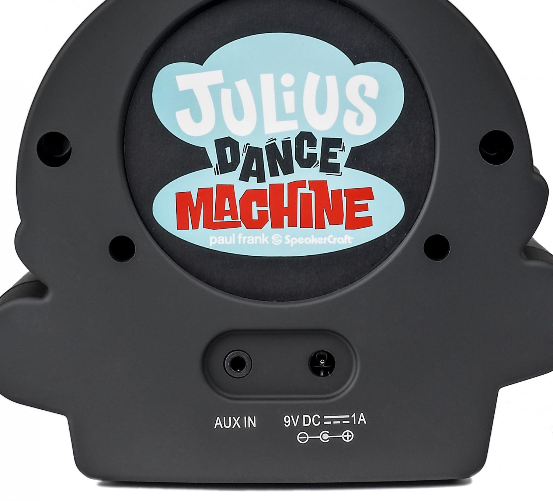Docking Stations Speakercraft Paul Frank Julius Dance Machine im Test, Bild 4