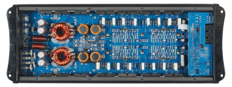 Car-HiFi Endstufe 4-Kanal Spectron SP-N4207 im Test, Bild 2