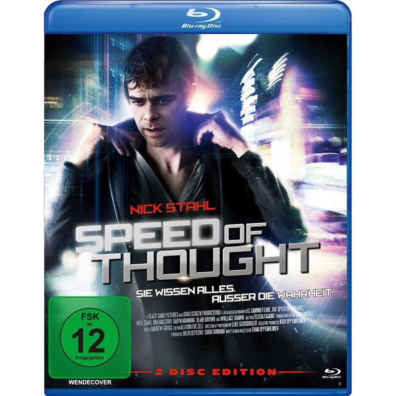 Blu-ray Film Speed of Thought (Al!ve) im Test, Bild 1