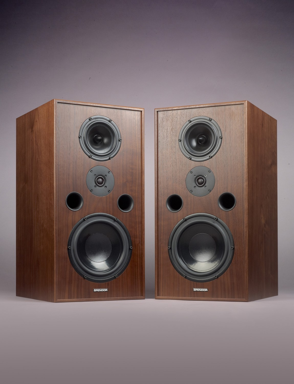 Lautsprecher Stereo Spendor Classic 1/2 im Test, Bild 1