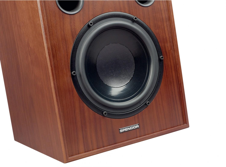 Lautsprecher Stereo Spendor Classic 1/2 im Test, Bild 2