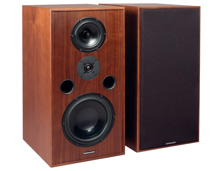 Lautsprecher Stereo Spendor Classic 1/2 im Test, Bild 3