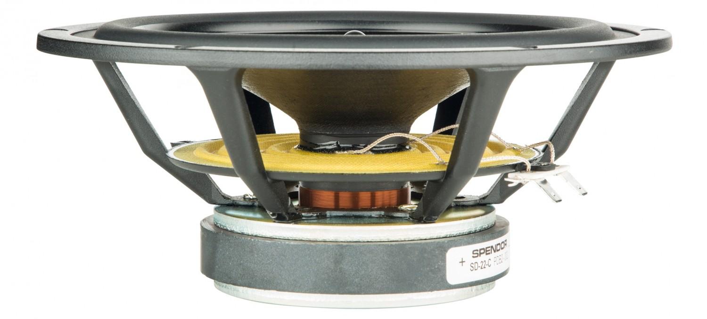 Lautsprecher Stereo Spendor Classic 2/3 im Test, Bild 4