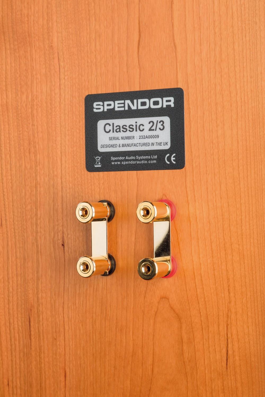 Lautsprecher Stereo Spendor Classic 2/3 im Test, Bild 5
