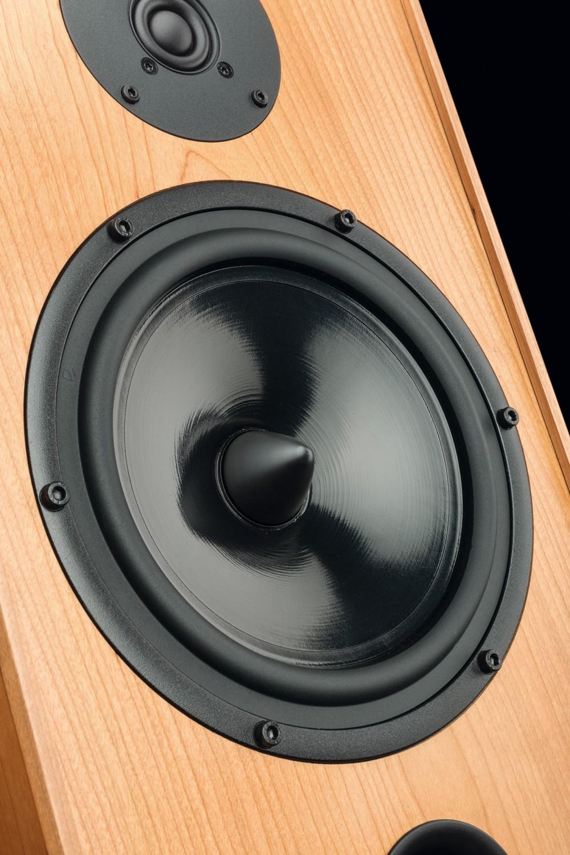 Lautsprecher Stereo Spendor Classic 2/3 im Test, Bild 6