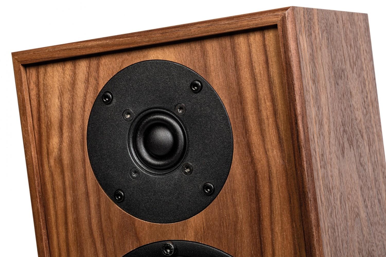 Lautsprecher Stereo Spendor Classic 4/5 im Test, Bild 2