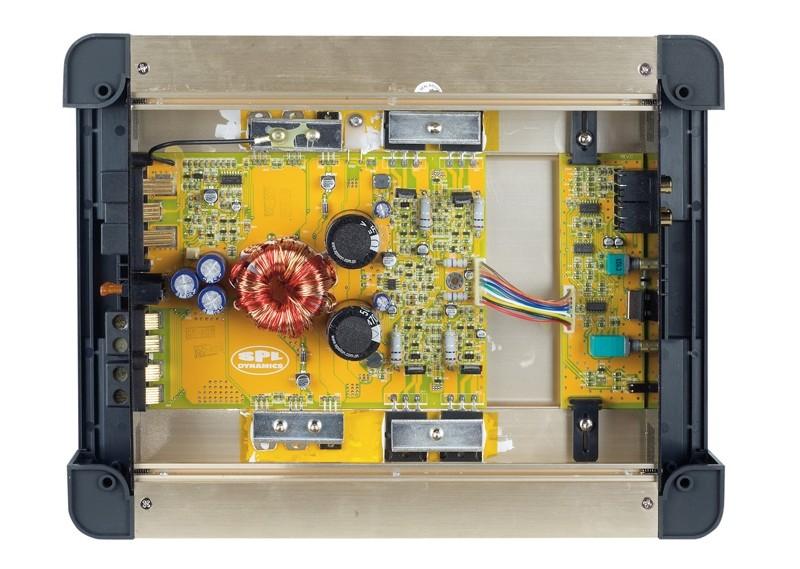 Car-HiFi Endstufe Mono SPL Dynamics ICE-800D, SPL Dynamics ICE-150.2, SPL Dynamics ICE-150.4 im Test , Bild 10
