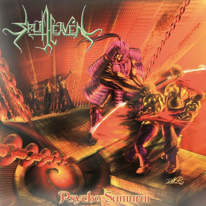 Schallplatte Split Heaven – Psycho Samurai (High Roller Records Blower Records) im Test, Bild 1