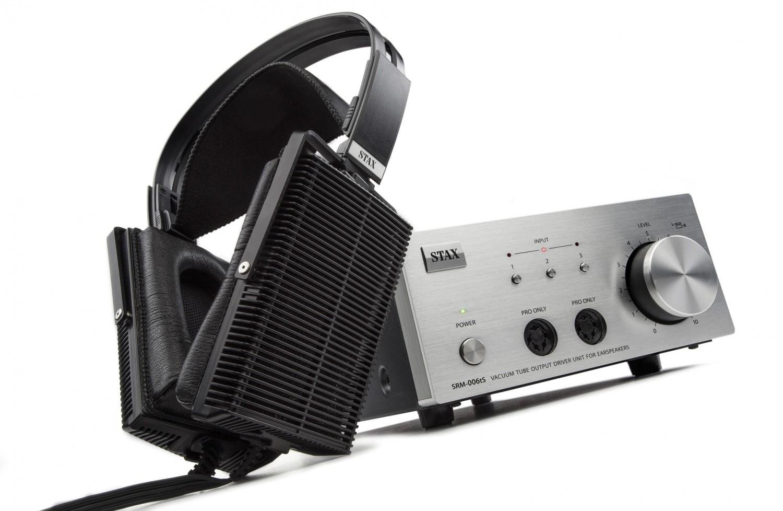 Kopfhörer Hifi Stax Lambda SR-507, Stax SRM-006tS im Test , Bild 1