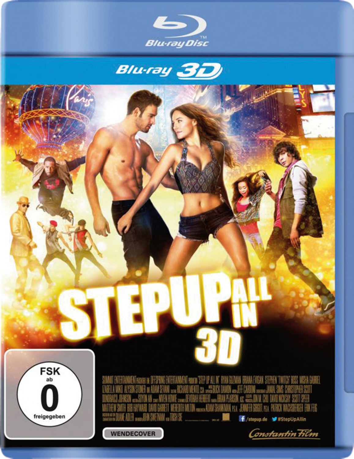 Blu-ray Film Step Up: All In (Constantin) im Test, Bild 1