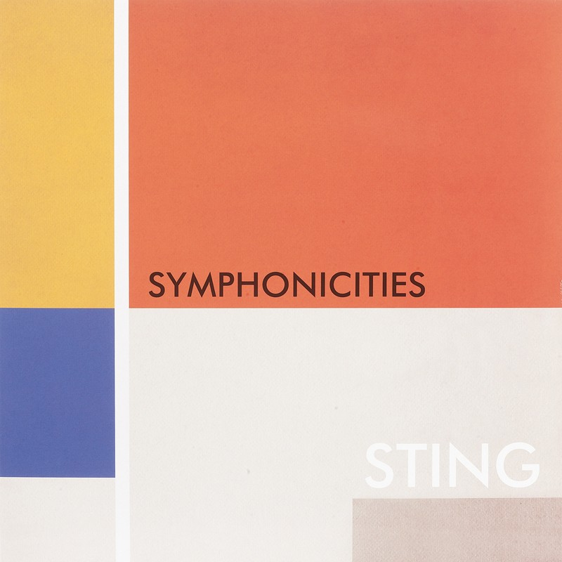 Schallplatte Sting – Symphonicities (UMG Recordings) im Test, Bild 1