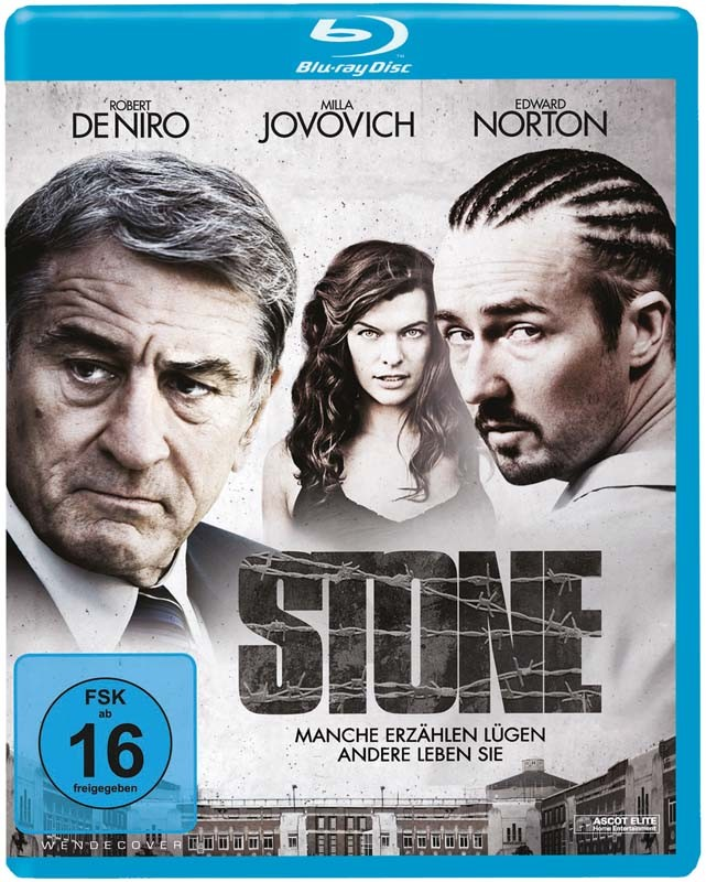 Blu-ray Film Stone (Ascot) im Test, Bild 1
