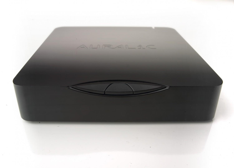 Test Streaming Client - Auralic Aries Mini