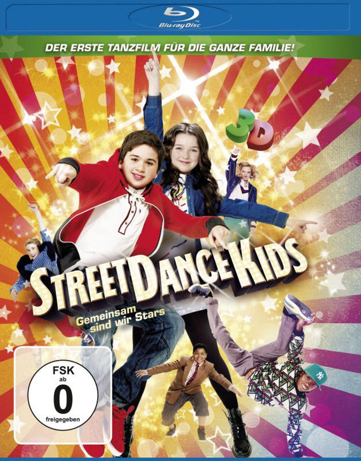 Blu-ray Film Street Dance Kids (Universum) im Test, Bild 1