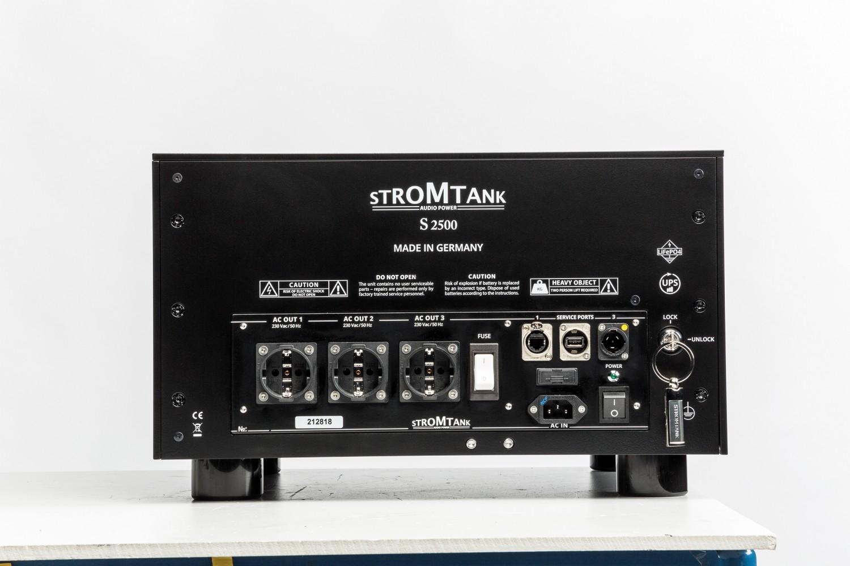 Hifi sonstiges Stromtank S 2500 Quantum im Test, Bild 6