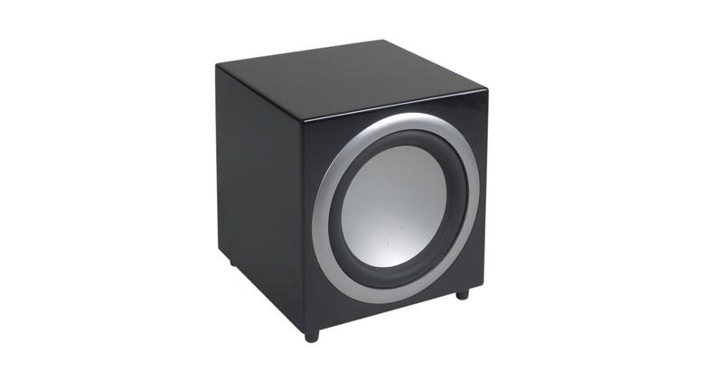 Subwoofer (Home) Pure Acoustics SL-W12 im Test, Bild 2